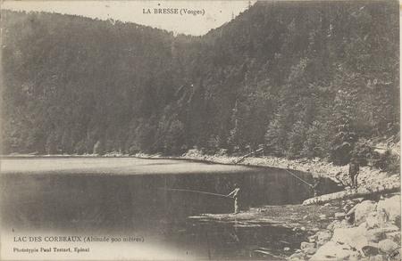 La Bresse (Vosges), Lac des Corbeaux (Altitude 900 mètres)