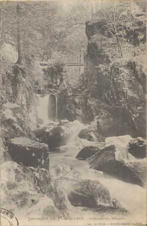 Environs de Plombières, Cascade du Géhard