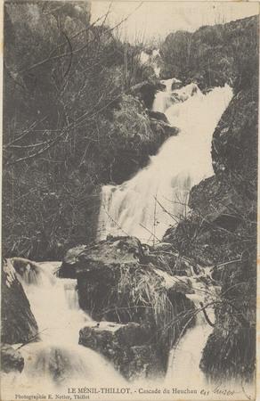 Le Ménil-Thillot, Cascade du Heuchau
