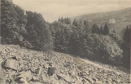 Plombières-les-Bains, Les Moraines