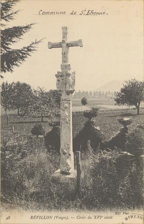 Révillon (Vosges), Croix […]