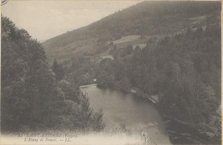 Saint-Etienne (Vosges), L'Étang de Xenois