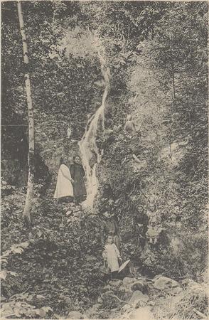 Cascade de Miraumont - Saint-Etienne-les-Remiremont