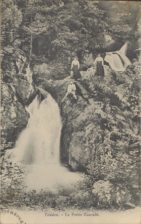 Tendon, La Petite Cascade