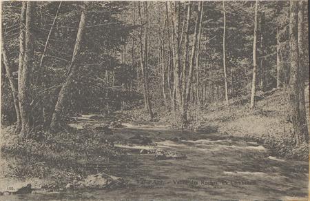 Val d'Ajol, Vallée des Roches