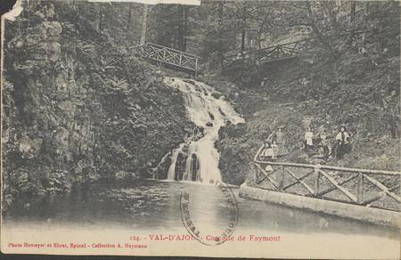 Val d'Ajol, Cascade de Faymont