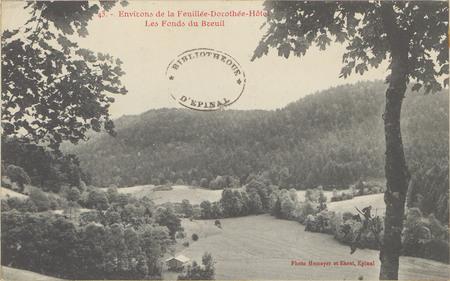 La Terrasse de la Feuillée-Dorothée-Hôtel