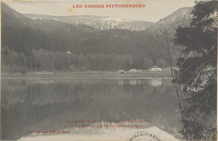Gérardmer, Le Lac de Retournemer […]