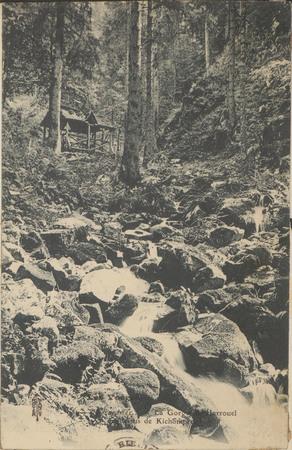 Gérardmer, La Gorge de Horrouel […]