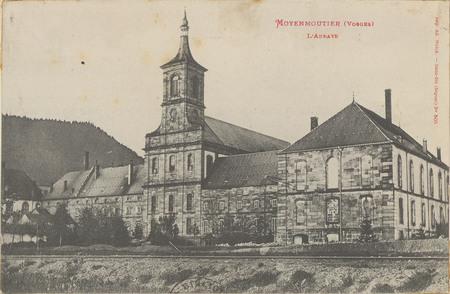 Moyenmoutier (Vosges), L'Abbaye