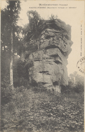 Moyenmoutier (Vosges), Haute-Pierre […]