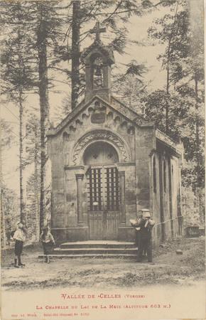 Vallée de Celles (Vosges), La Chapelle du lac de la Maix […]