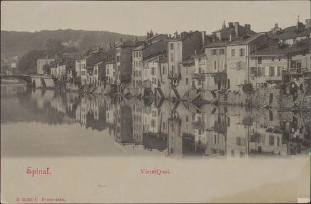 Épinal, Vieux quai