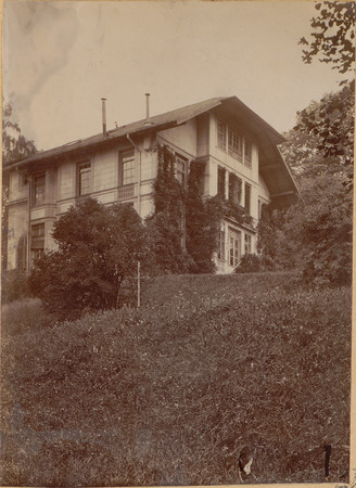 [Épinal, Châlet du Château]
