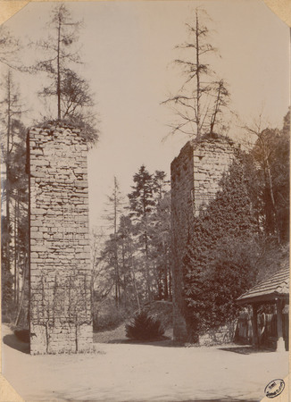 [Épinal, Piliers du Château]