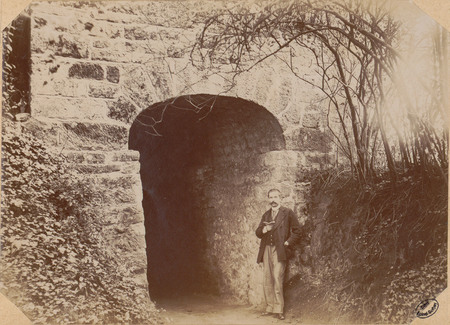 [Épinal, Tunnel au Château]