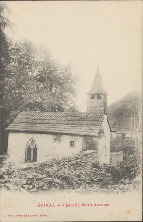 Épinal, Chapelle Saint-Antoine