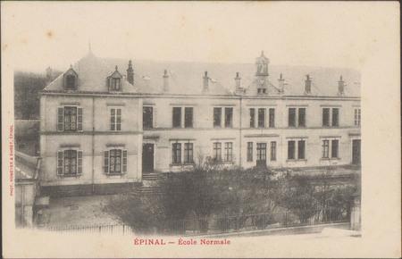 Épinal, École normale