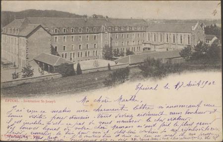 Épinal, Institution St-Joseph