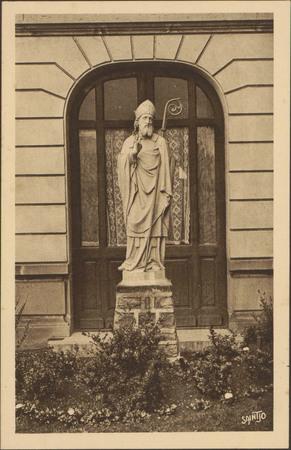 [Épinal, Institution St-Joseph, Statue]