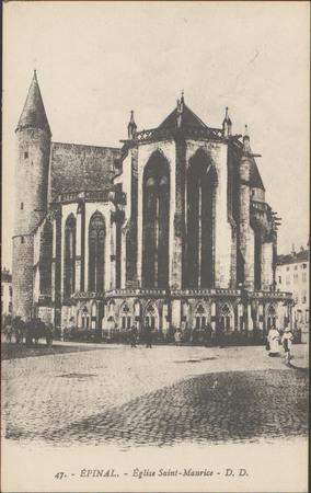 Épinal, Église Saint-Maurice