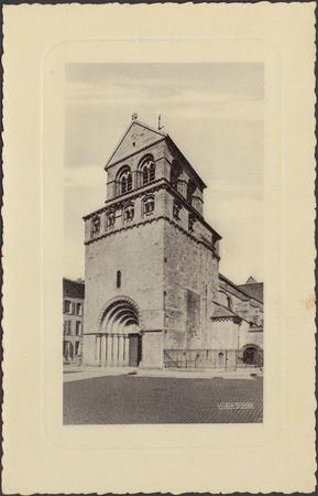 [Épinal, Église Saint-Maurice]