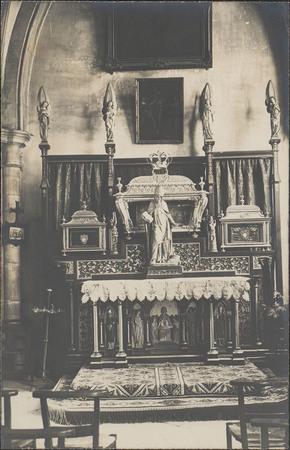 [Épinal, Intérieur de l'Église Saint-Maurice]