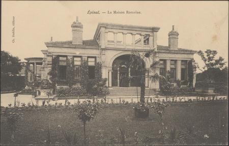 Épinal, La Maison romaine
