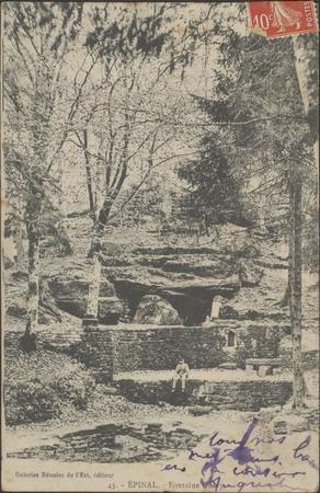 Épinal, Fontaine Goëry