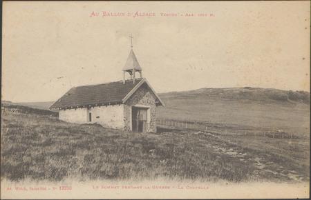 Le Sommet pendant la guerre, La Chapelle