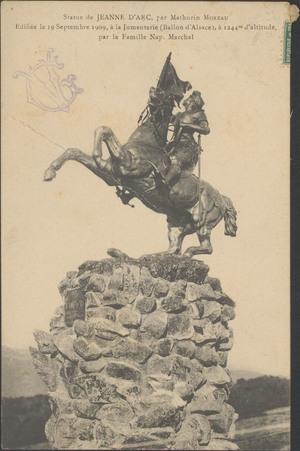 Statue de Jeanne d'Arc par Mathurin Moreau […]