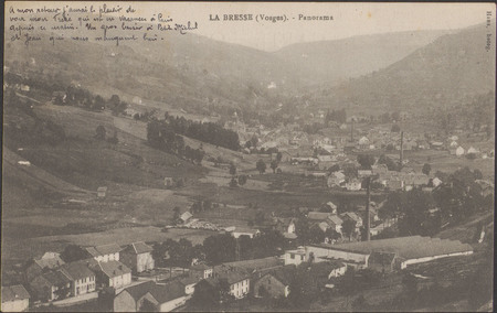 La Bresse (Vosges), Panorama