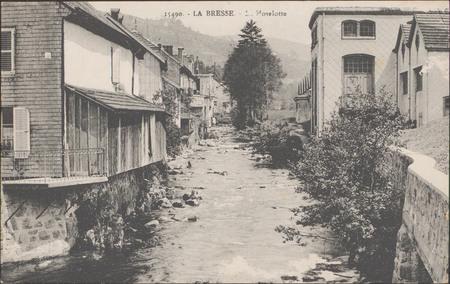 La Bresse, La Moselotte