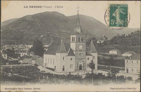 La Bresse (Vosges), L'Église