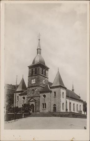 [La Bresse, L'Église]
