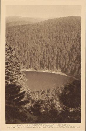 La Bresse (Vosges), Le Lac des Corbeaux […]