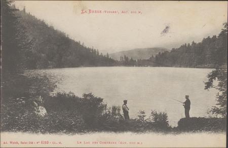 La Bresse (Vosges, Alt. 626 m , Le Lac des Corbeaux […]