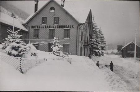 [La Bresse (Vosges), Hôtel du Lac des Corbeaux]