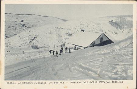 La Bresse (Vosges), Refuge des Fouillées […]