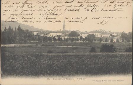Charmes-sur-Moselle, Côté Est