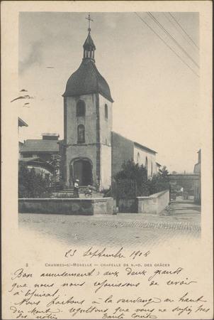 Charmes-sur-Moselle, Chapelle de N.-D. des Grâces