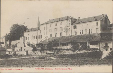 Charmes (Vosges), Les Écoles des filles