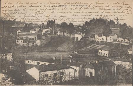 Darney, Rue du Bonvillet