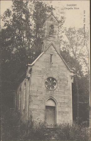 Darney, Chapelle Bizot
