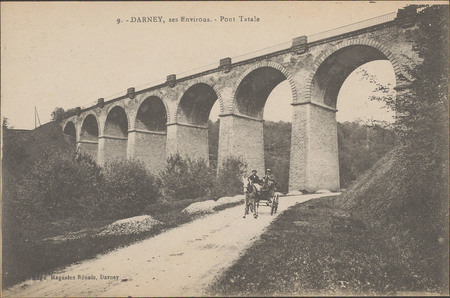 Darney, Ses environs, Pont Tatale
