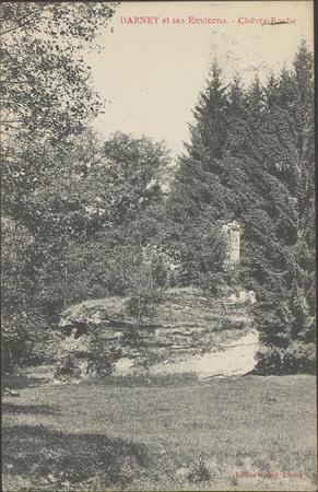 Darney et ses environs, Chèvre-Roche