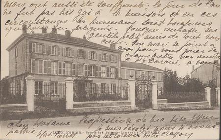 Le Colombier, Propriété Pierrot-Lamerey, Dompaire