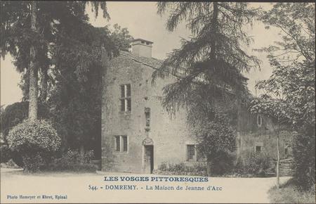 Domrémy, La Maison de Jeane d'Arc