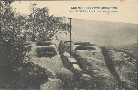 Eloyes, Les Roches des Cuveaux