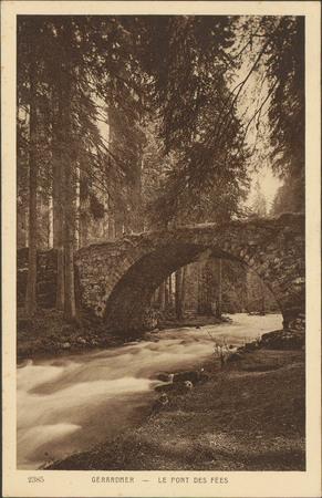 Gérardmer, Le Pont des Fées
